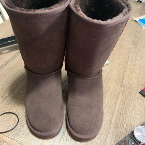 Brown UGG Australia Boots Brand New